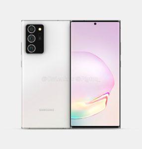 「Galaxy Note 20 Plus」のリーク情報まとめ