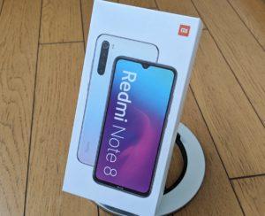 「Xiaomi Redmi Note 8」レビュー。良カメラ良コスパ良端末【今更】