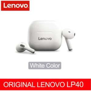 Lenovo(?)製完全ワイヤレスイヤホン「LP40」レビュー