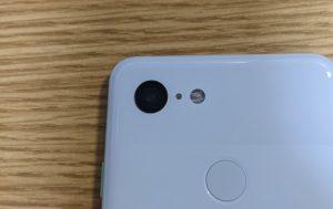 最近のスマートフォンのカメラのセンサーサイズをまとめてみた。