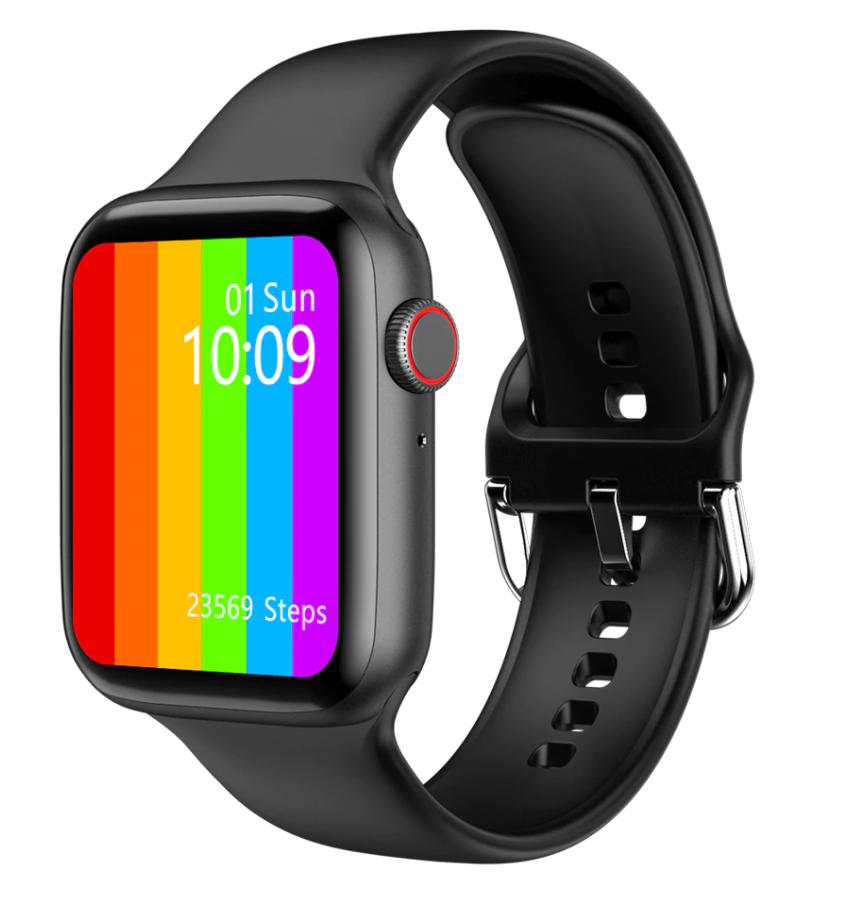 どう見ても「Apple Watch」です。激安スマートウォッチ「Watch 6」レビュー。